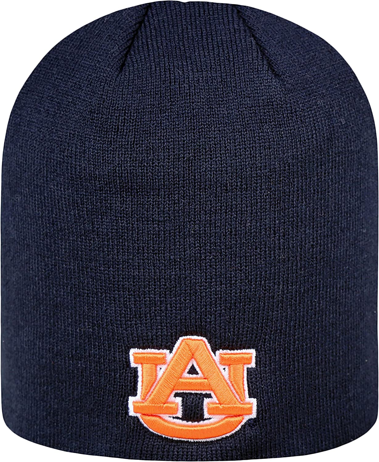 Top low-pricing of the World NCAA Beanie Tigers Over item handling Hat-Auburn Classic Knit