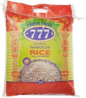 777 Parboiled Rice, 10 kg