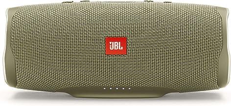 JBL Charge 4 – Altavoz inalámbrico portátil con Bluetooth, resistente al agua (IPX7), JBL Connect+, hasta 20 h de reproducción con sonido de alta fidelidad, color arena