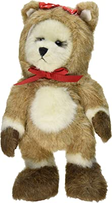 Enesco Boyds Plush10-Inch Clarice Holiday Bear