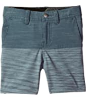 Volcom Kids - Frickin SNT Block Shorts (Toddler/Little Kids)