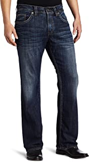 Silver Men's Zac Dark Wash Jeans Relaxed Fit - M4408sda495