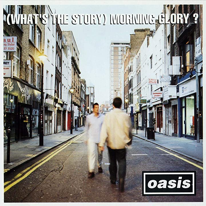 oasis  (whats the story) morning glory - disco vinile big brother rkidlp73
