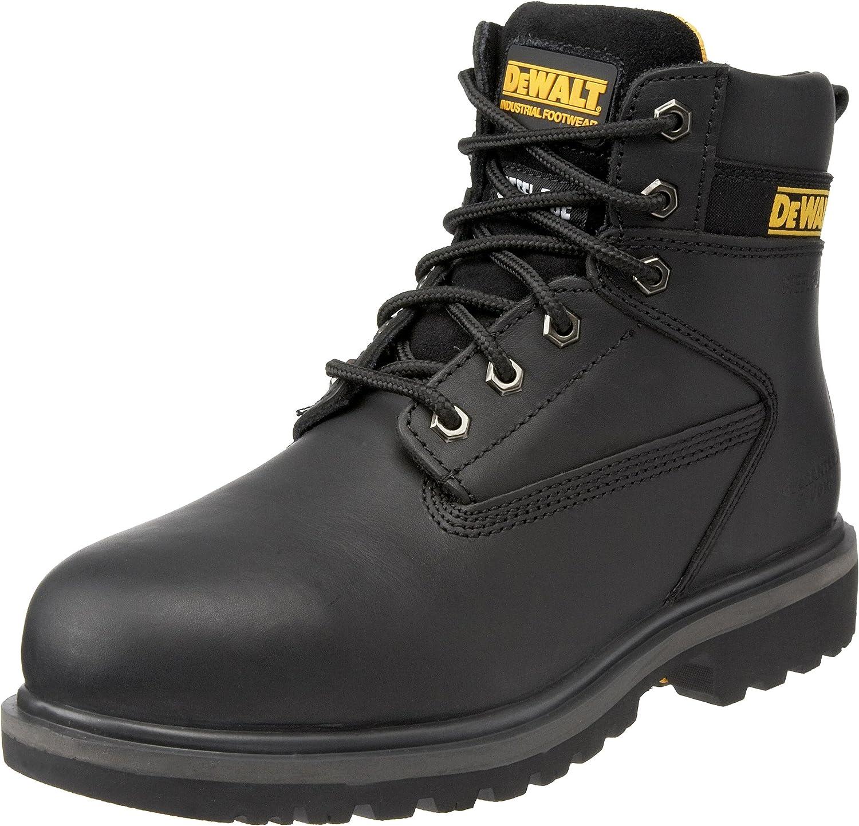 DeWALT Maxi Safety Boots Black 7 UK