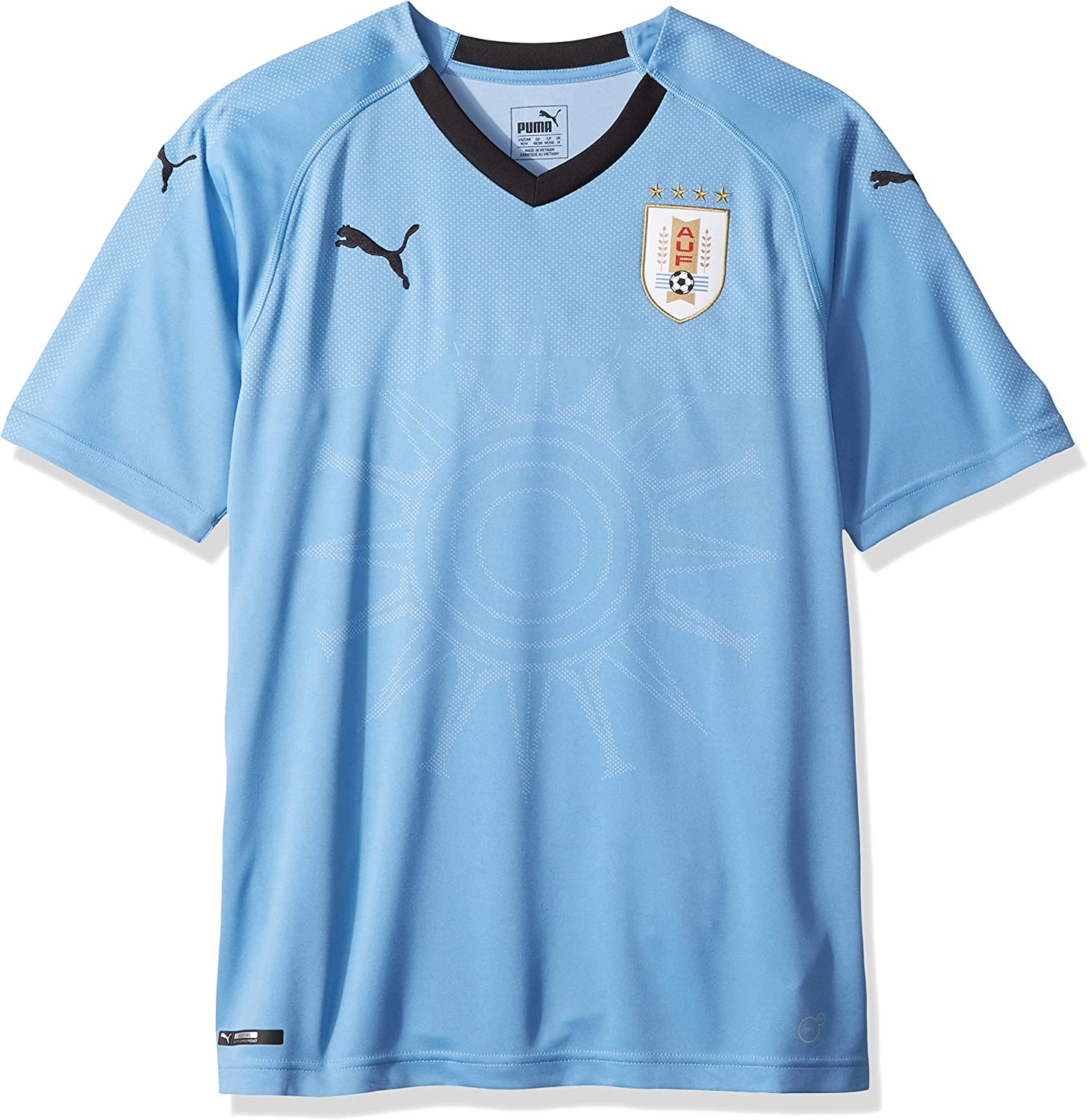 PUMA Men's Uruguay Safety and Opening large release sale trust Replica Shirt