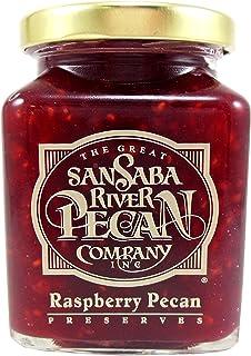 Raspberry Pecan Preserves - 11 oz. (1 Jar)