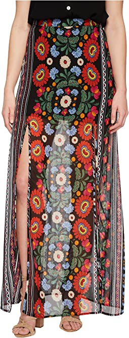 Show Me Your Mumu - Mick Double Slit Skirt