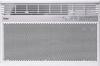 Haier QHC10AX 10,000 BTU 115-Volt Smart Window Air Conditioner, Energy Star humidty-meters, 115V