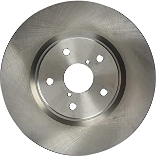 Brake Disc Rotors Pair CRK01435 2 Callahan FRONT 320 mm Premium OE 5 Lug