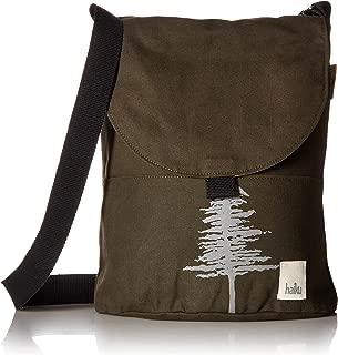 Women's Wonderland Crossbody Messenger Travel Bag