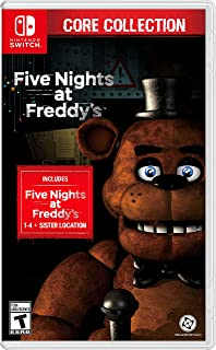 Five Nights at Freddy's: Help Wanted for Nintendo Switch