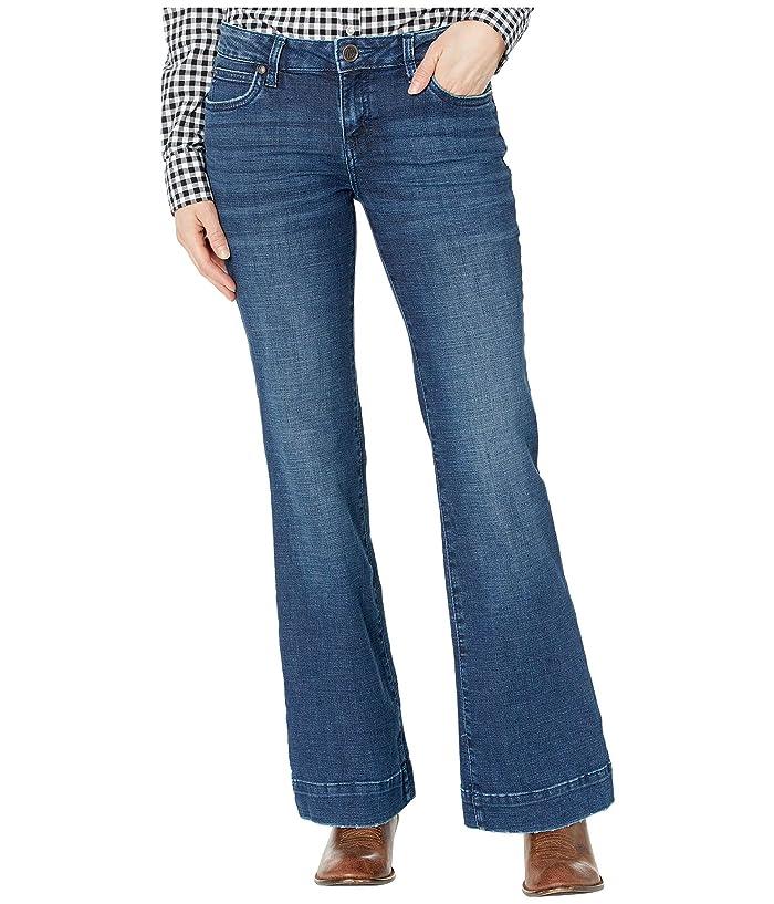 Wrangler Retro Mae Wide Leg Trousers Women's Jeans