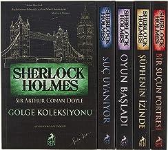 Sherlock Holmes Bütün Hikayeler 5 Kitaplık Kutulu Set