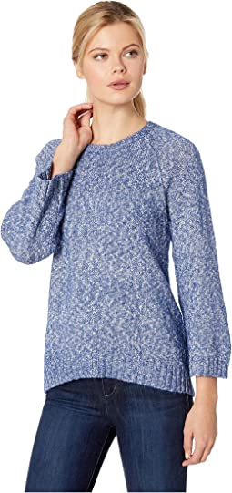 Hi-Low Boat Neck Sweater