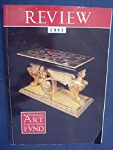 National Art Collection Funds Annual Report Review 1991 by Editor Stephen Jones