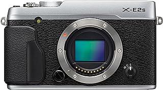 Fujifilm X-E2S - Cuerpo de cámara EVIL de 16.3 MP (sensor X-Trans CMOS II, sistema limpieza sensor, pantalla de 3