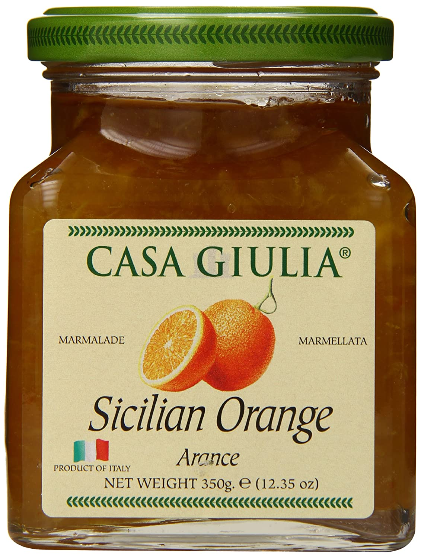 Casa Giulia Marmalade 12.35 Ounce Orange Omaha Mall Limited Special Price