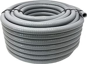 Sealproof 1/2-Inch Flexible Non-metallic Liquid-Tight Electrical Conduit Type B, UL Listed, 1/2