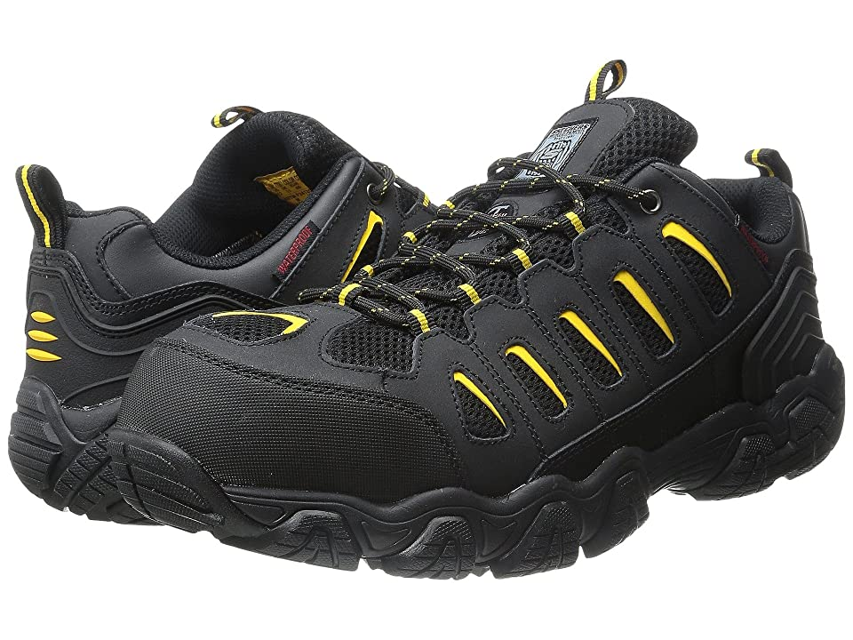 SKECHERS Work Work: Blais ST (Black/Yellow) Men
