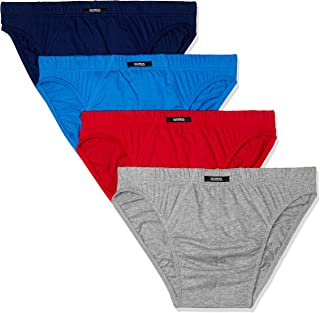 Bonds Men's Underwear Cotton Action Brief (4 pack)