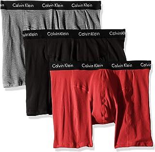 Men's Underwear CK Axis 3 Pack Boxer Briefs