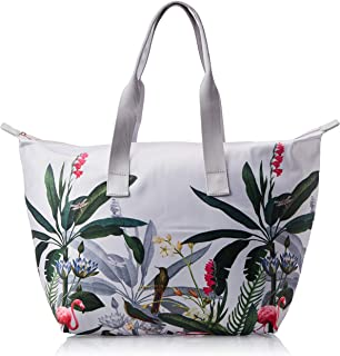 Ted Baker Shopping Bag for Women- Grey