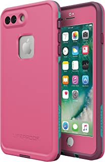 Lifeproof FRĒ SERIES Waterproof Case for iPhone 7 Plus (ONLY) - Retail Packaging - TWILIGHTS EDGE (GRAPE RIOT/PLUM HAZE/LIGHT TEAL BLUE)