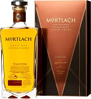 Mortlach Rare Old Single Malt Scotch Whisky 1 x 0.5 l