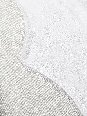 benuta Tapis, Coton, Blanc, 120X160 cm