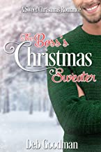 The Boss's Christmas Sweater: A Sweet Christmas Novella (Christmas at Gramercy Book 2)