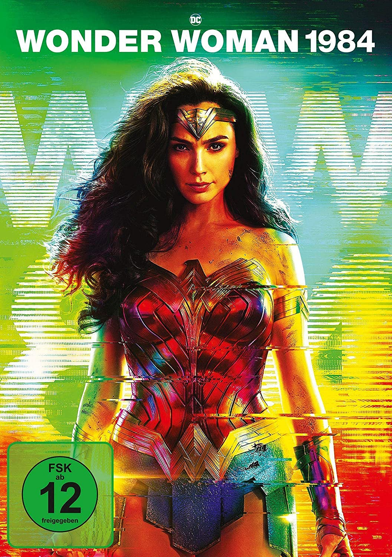 Cover: Wonder Woman 1984 1 DVD-Video (circa 145 min)