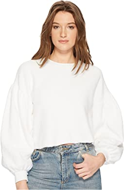 Free People - Sleeves Like These Pullover