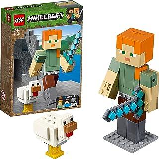 LEGO Minecraft - BigFig Minecraft: Alex con Gallina