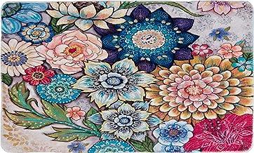 Floral Bath Rugs