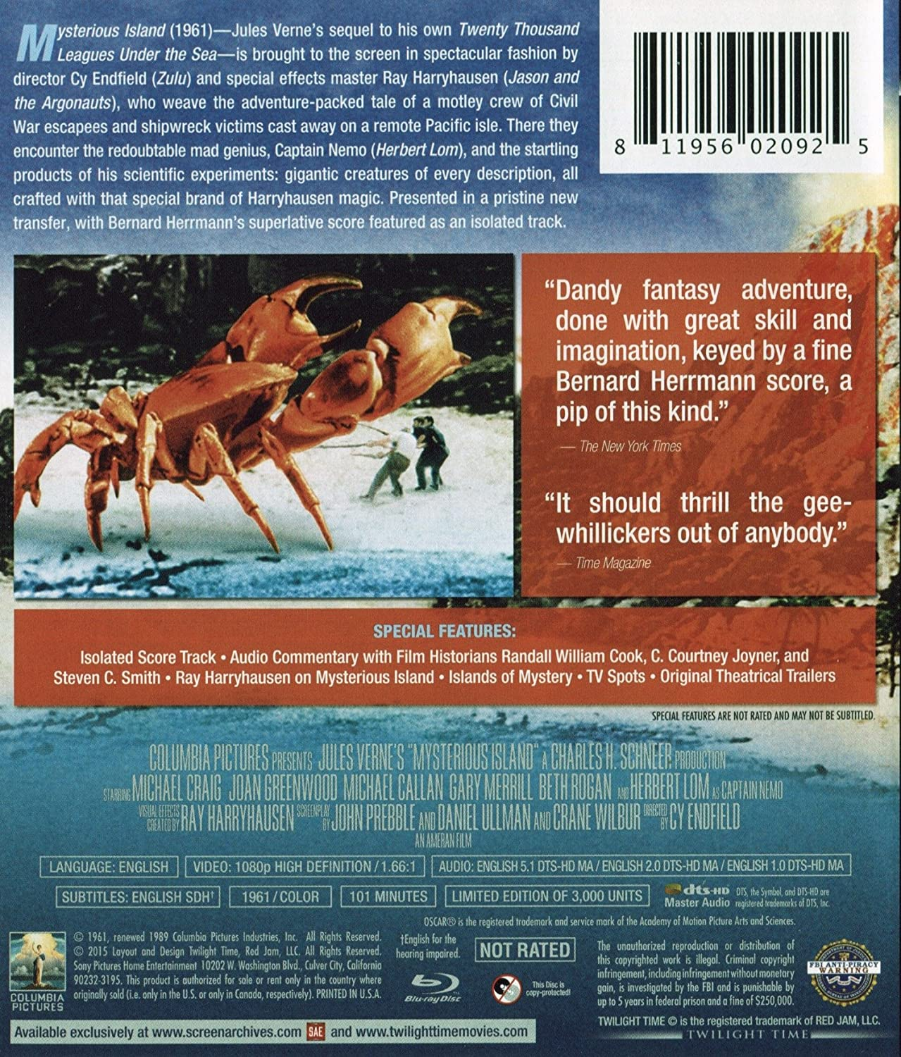 Mysterious Island giant crab   Google 搜尋