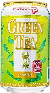 Pokka Jasmine Green Tea, 300 ml (Pack of 12)