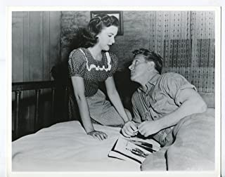 MOVIE PHOTO: For You I Die-Paul Langton-Cathy Downs-8x10-B&W-Still-VG