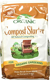 Espoma Organic Traditions Compost Starter- 4 lb Bag BE4