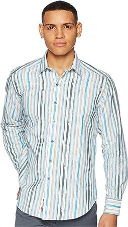 Robert Graham Murals Long Sleeve Woven Shirt