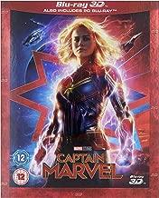 Captain Marvel [Blu-ray 3D] [2019]