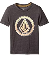Volcom Kids - Buzz Stone Short Sleeve Tee (Toddler/Little Kids)