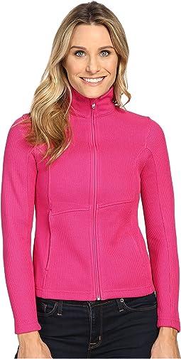 Endure Full Zip Mid Weight Sweater
