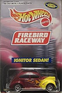 Hot Wheels Firebird Raceway Ignitor Sedan Limited Edition Die Cast Car