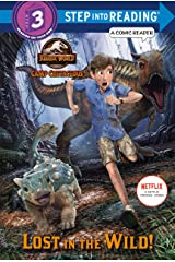 Lost in the Wild! (Jurassic World: Camp Cretaceous) (Step into Reading) Kindle Edition