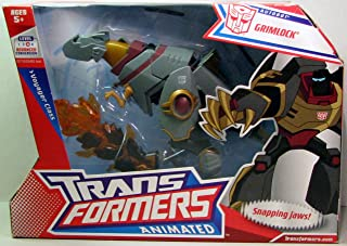 Best transformers animated grimlock toy Reviews