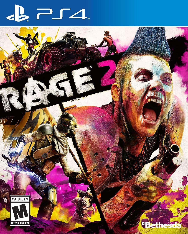Rage 2 – PlayStation 4 [Amazon Exclusive Bonus]