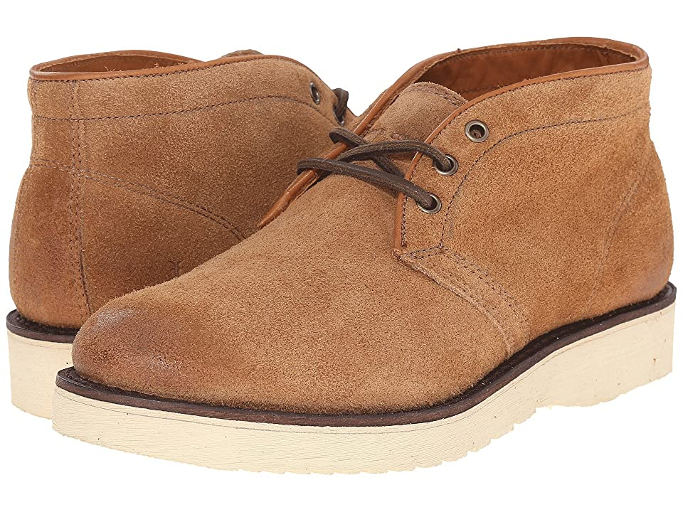 Frye Freeman Chukka (Caramel Oiled Suede) Men