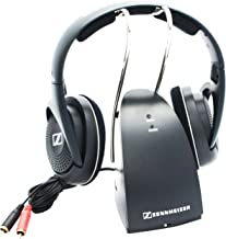 Sennheiser 506298 RS 135 Wireless Headphone System (Renewed)