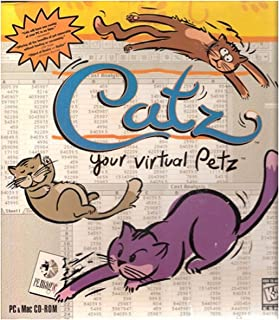 CATZ Your Virtual Petz: Your Computer Petz