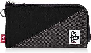 [チャムス] Zipper Long Wallet Sweat Nylon CH60-2687